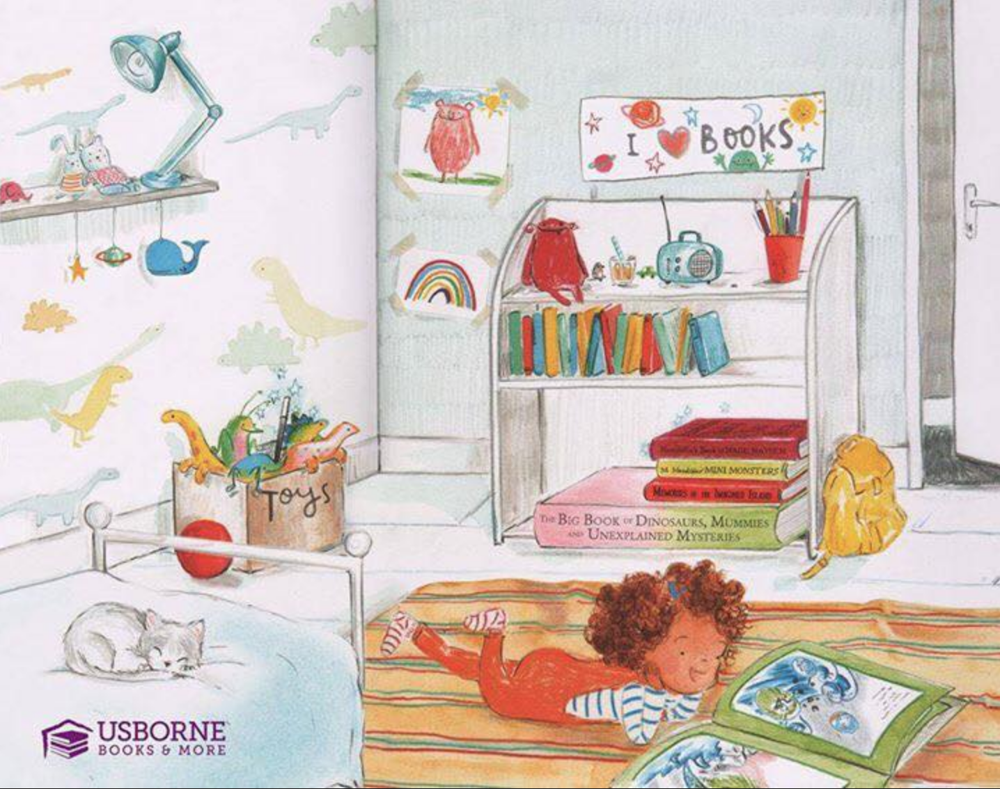 Usborne books catalog